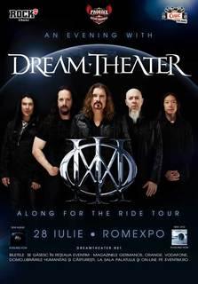 Program si reguli de acces Dream Theater