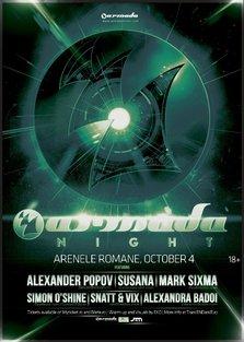 Armada Night Live @ Arenele Romane