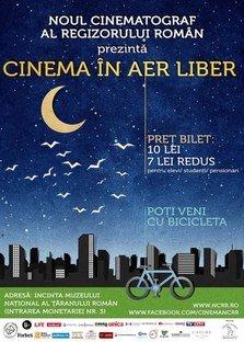 Cinema NCRR @ Muzeul Taranului Roman