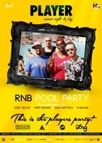 RnB Pool Party la Player Summer Club
