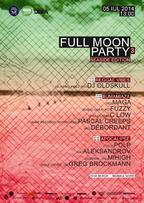 Full Moon Party III (Black Sea Edition)