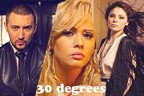 Asculta varianta in engleza a hitului 30 de grade!