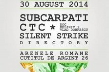 CONCURS! Castiga doua invitatii duble la lansarea Subcarpati cu CTC & More!