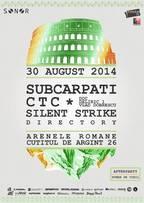 Lansare SONOR cu Subcarpati, CTC & More @ Arenele Romane