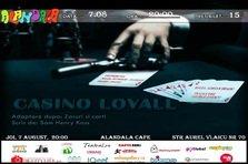 Casino Loyall revine pe scena Alandala