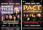 Bonnie Tyler, Smokie si Leo Iorga (Pact) in concert la Oldies Music Fest