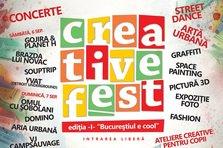Omul cu Sobolani, Gojira&Planet H si Brazda lui Novac la prima editie Creative Fest