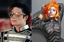 Nicki Minaj, mai tare ca Michael Jackson!