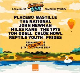 Summer Well 2014 @ Domeniul Stirbey