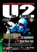 Concert ZEN GARDEN - Tribut U2