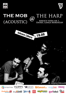 The Mob (Acustic) @ The Harp
