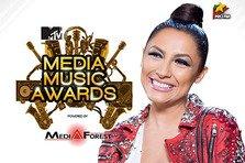 Andra a castigat Fans Like Award la Media Music Awards 2014! Joi seara va primi trofeul la Sibiu!