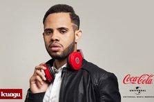 (P) Coca-Cola duce muzica dincolo de conventional, lansand primul album muzical pe doze semnat Anthony Icuagu