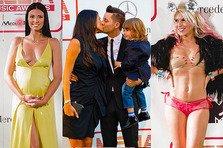 Media Music Awards 2014: vezi poze de pe covorul verde si ce s-a intamplat la Sibiu! (galerie foto)