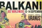 CONCURS! Castiga 3 abonamente duble la Balkanik! Festival #4!