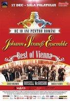 Johann Strauss Ensemble - Best of Vienna, de 10 ani pentru romani