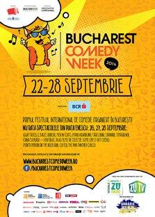 Bucharest Comedy Week: Spectacole gratuite in Piata Enescu