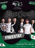 Freestay live in True Club