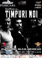 Timpuri Noi @ Hard Rock Cafe