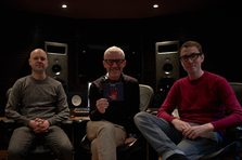 Above & Beyond ne arata cum au facut albumul We Are All We Need (videoreportaj)