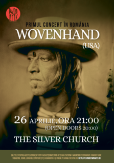 Concert Wovenhand @ The Silver Church