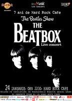Vino costumat la 7 ani de Hard Rock Cafe la Beatles Live Tribute si poti castiga premii surpriza!