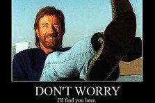 Chuck Norris ajuta o tanara din Romania sa stabileasca un record!