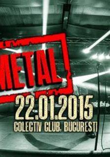 Girls 4 Metal @ Colectiv