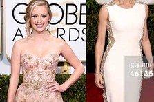 Doua rochii romanesti la Globurile de Aur 2015! Cine le-a purtat?