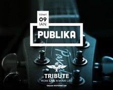 Prima intalnire cu PUBLIKA in noul an @ Tribute