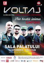 CONCERT: Voltaj @ Sala Palatului
