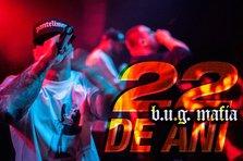 22 de piese pentru 22 de ani de B.U.G. Mafia (playlist)