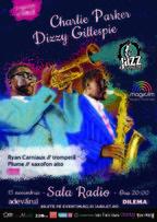 CONCERT: Charlie Parker & Dizzy Gilespie Tribute
