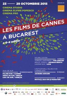 S-au pus in vanzare biletele la Les Films de Cannes a Bucarest