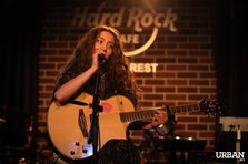 Ligia Hojda - Like the sun (live @ Hard Rock Cafe)