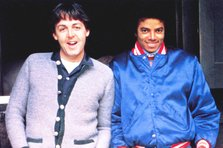 Paul McCartney si Michael Jackson - Say Say Say  [remix 2015]