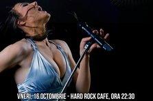 Concurs! Castiga o invitatie dubla la concertul Paula Seling & Band in Hard Rock Cafe!