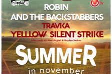 Primul eveniment care sfideaza toamna: SUMMER in NOVEMBER