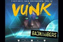 CONCURS: Castiga trei invitatii duble la concertul VUNK: Un Nou Univers