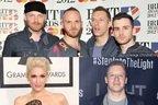 Coldplay, Gwen Stefani, Macklemore & Ryan Lewis si altii canta la American Music Awards 2015