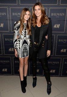 Staruri de top la evenimentul Balmain for H&M din Los Angeles