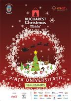 Se deschide Bucharest Christmas Market!