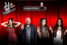 Vocea Romaniei - Ce piese au cantat concurentii din #EchipaLoredana in prima gala live din 2015 (video)
