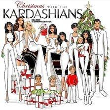Felicitarea de Craciun a familiei Kardashian – Jenner a vazut lumina internetului