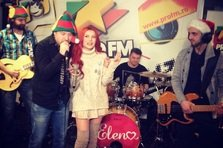 Elena Gheorghe, Bere Gratis - Live@radio