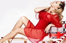 Kylie Minogue - Every Day's Like Christmas (videoclip nou)