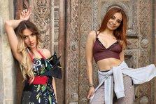 Lidia Buble & Amira - Le-am spus clatitelor (parodie video)