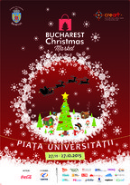 Bucharest Christmas Market isi deschide portile