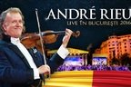 Andre Rieu revine in concert la Bucuresti
