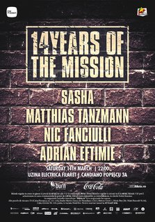 14 Years Of The Mission